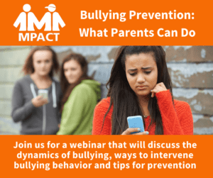 Bullying Prevention- What Parents Can Do @ Webinar | Springfield | Missouri | United States