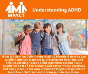 Understanding ADHD @ Webinar