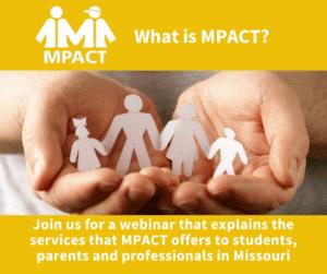 What is MPACT @ Webinar